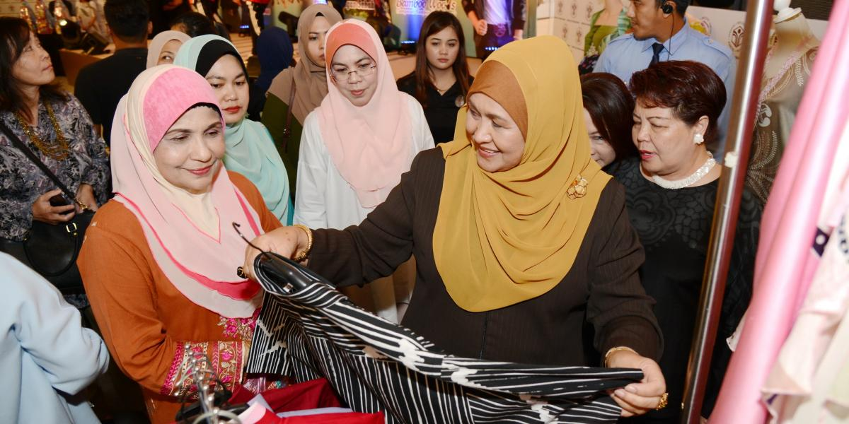 Yayasan Sabah With The People Roadshow | Imago Shopping Mall | 22-23 April 2017