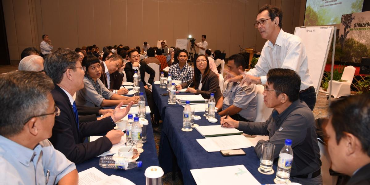 Stakeholder's Validation Workshop: Mid-Term Review of the Danum Valley Conservation Area Management Plan | Shangri-La's Tanjung Aru Resort, Kota Kinabalu | 9 April 2018