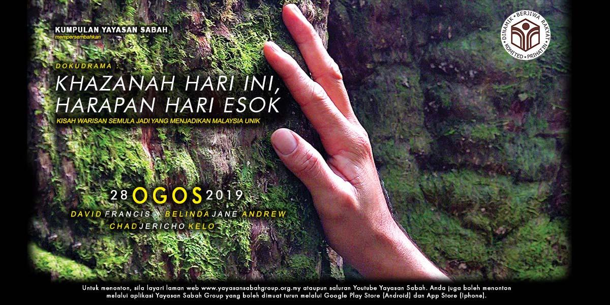 Official Website of Yayasan Sabah Group
